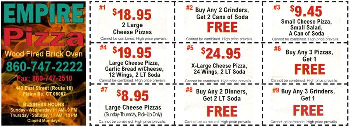 Elvis pizza plainville ct coupons